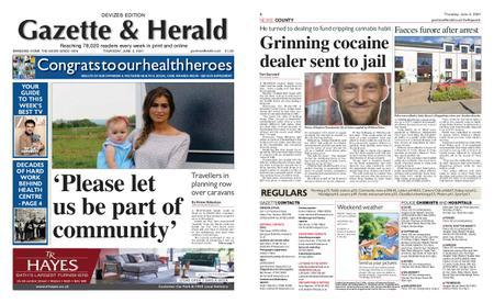 Gazette & Herald – June 03, 2021