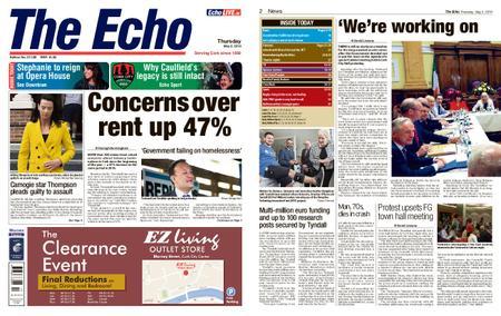 Evening Echo – May 02, 2019