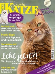 Geliebte Katze - März 2021