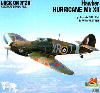 Lock On No. 25 Aircraft Photo File: Hawker Hurricane Mk XII (Repost)