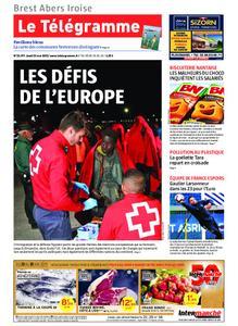 Le Télégramme Brest Abers Iroise – 23 mai 2019