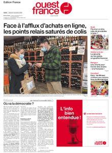 Ouest-France Édition France – 05 décembre 2020