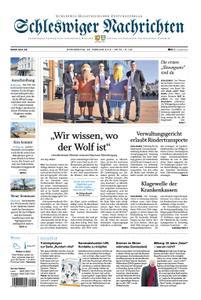 Schleswiger Nachrichten - 28. Februar 2019