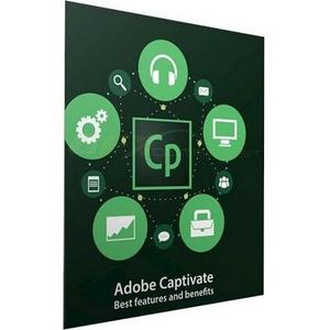 Adobe Captivate 2019 v11.5.0.476 Multilingual