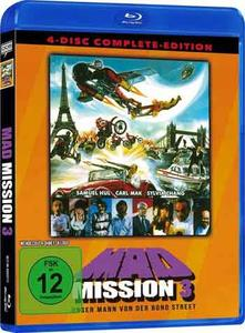 Mad Mission 3: Our Man from Bond Street (1984)