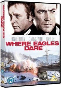 Dove Osano Le Aquile / Where Eagles Dare (1968)
