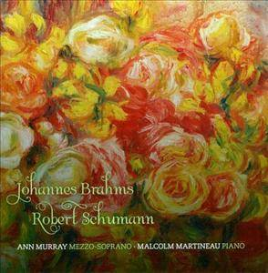 Murray, Martineau - Brahms, Schumann: Lieder (2015)