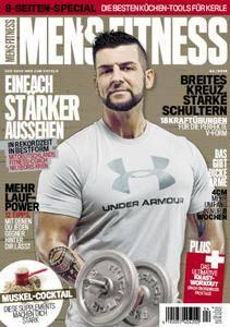 Mens Fitness Magazin April No 04 2016