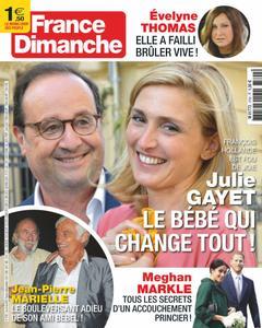 France Dimanche - 03 mai 2019