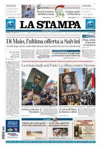 La Stampa Imperia e Sanremo - 6 Maggio 2018