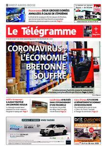 Le Télégramme Brest Abers Iroise – 07 mars 2020
