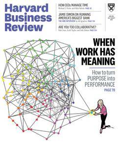 Harvard Business Review USA - July/August 2018