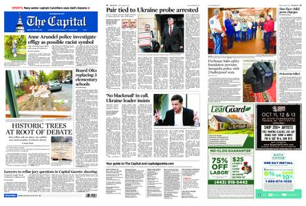 The Capital – October 11, 2019