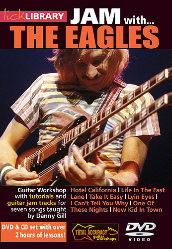 Lick Library - Jam with The Eagles