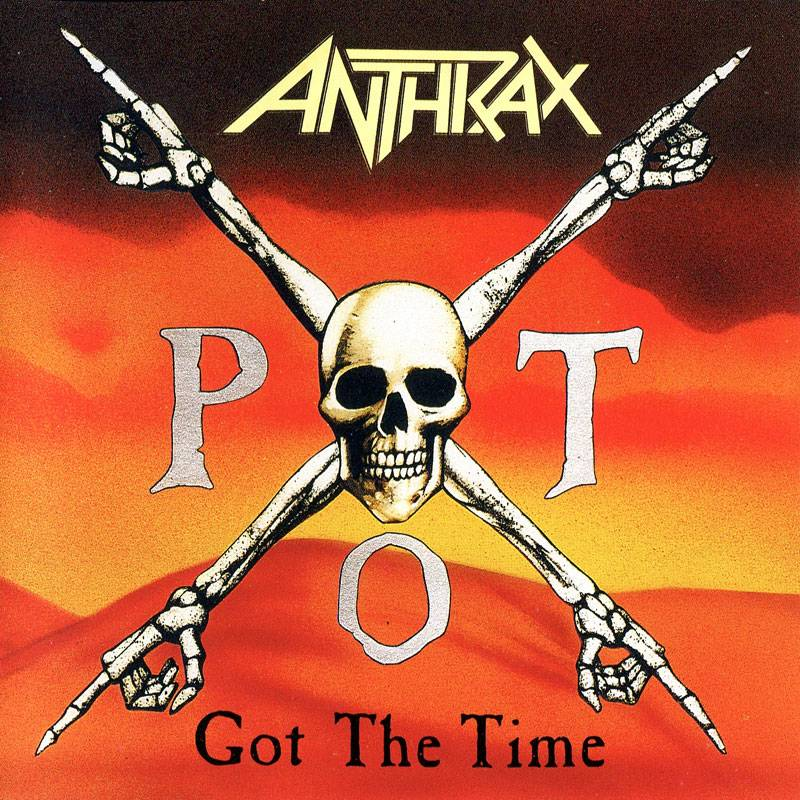 Anthrax: Singles & EP's Collection part 1 (1985-1990)