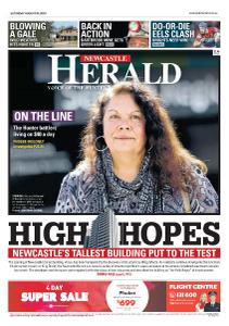 Newcastle Herald - August 10, 2019