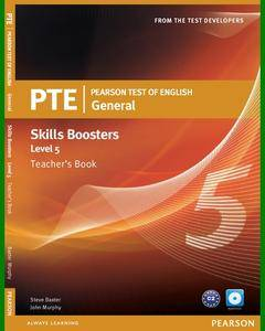 ENGLISH COURSE • PTE General Skills Boosters • Level 5 (2010)