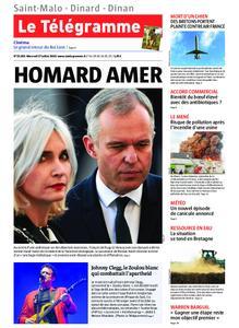 Le Télégramme Saint Malo – 17 juillet 2019