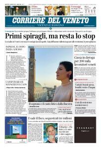 Corriere del Veneto Vicenza e Bassano – 31 marzo 2020