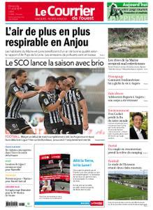Le Courrier de l'Ouest Nord Anjou – 11 août 2019