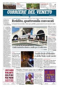 Corriere del Veneto Vicenza e Bassano – 12 ottobre 2019