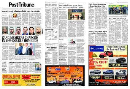 Post-Tribune – October 20, 2018