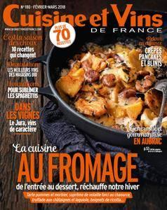 Cuisine et Vins de France - février 2018