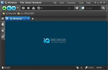 iQ Browser v1.1.1 Portable