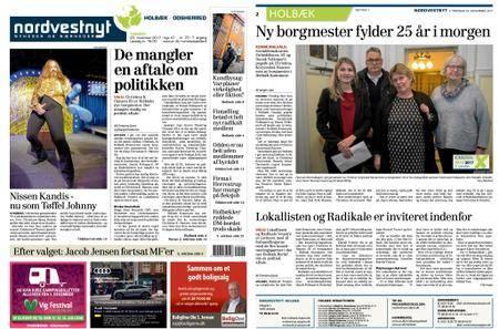 Nordvestnyt Holbæk Odsherred – 23. november 2017