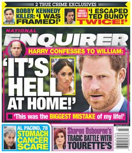 National Enquirer – February 18, 2019