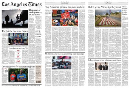 Los Angeles Times – September 01, 2020