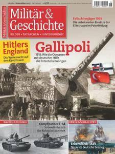 Militär & Geschichte - Oktober-November 2017