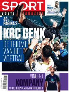 Sport Voetbal Magazine - 22 Mei 2019