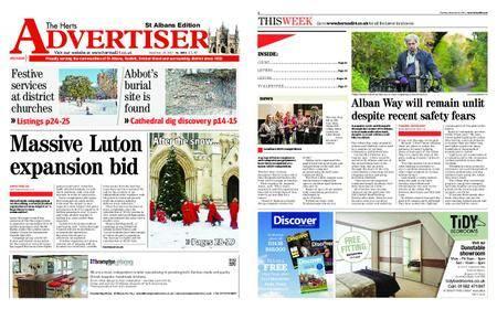 The Herts Advertiser – December 14, 2017