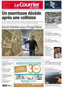 Le Courrier de l'Ouest Cholet – 22 novembre 2019
