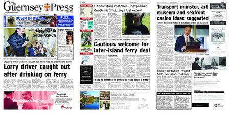 The Guernsey Press – 10 February 2018