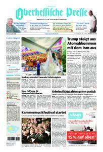 Oberhessische Presse Hinterland - 09. Mai 2018