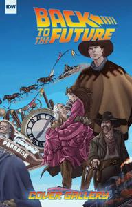 IDW-Back To The Future Cover Gallery 2016 Hybrid Comic eBook