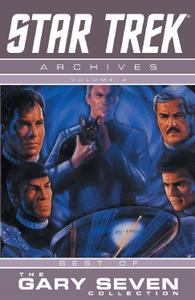 IDW-Star Trek Archives Vol 03 The Gary Seven Collection 2020 Hybrid Comic eBook