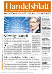 Handelsblatt - 04. Mai 2016