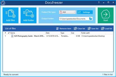 DocuFreezer 3.0.1903.20130