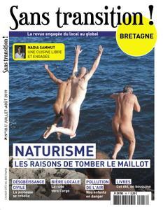 Sans Transition ! Bretagne  - 08 juillet 2019