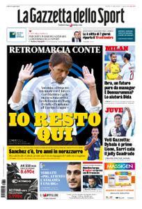 La Gazzetta dello Sport – 04 agosto 2020