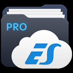 ES File Explorer Pro v1.0.9 [Mod]