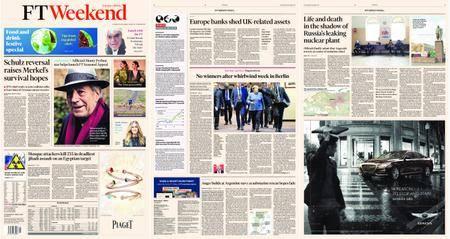 Financial Times Europe – 25 November 2017