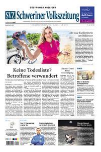 Schweriner Volkszeitung Güstrower Anzeiger - 20. Juli 2019