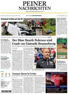 Peiner Nachrichten - 31. Mai 2018
