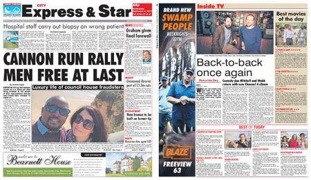 Express and Star City Edition – September 06, 2017