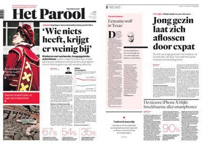 Het Parool – 07 november 2017
