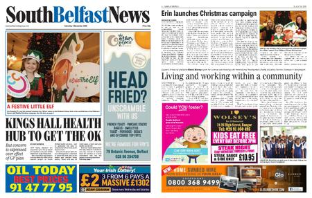 South Belfast News – December 06, 2018
